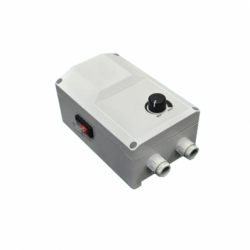 Variator de turatie max 10A, 230V - Accesorii ventilatie variatoare/termostate/dispozitive control
