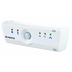 Dispozitiv control automat cu senzor umiditate, senzor lumina si timer - Accesorii ventilatie variatoare/termostate/dispozitive control