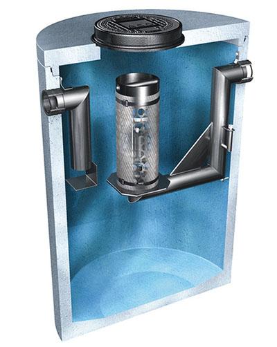 Oleopator K - Separatoare de lichide usoare