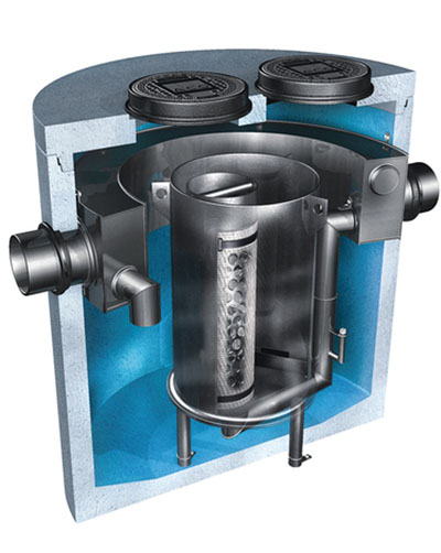 Oleopass K - Separatoare de lichide usoare