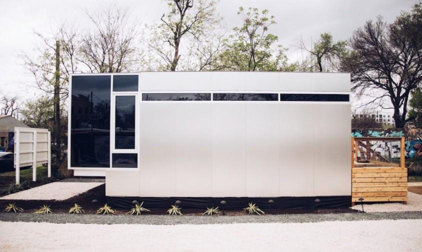 Kasita-micro-home - Micro-locuintele Kasita pot revolutiona ideea locuintei personale