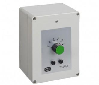 Selector punct de masurare TKMU 6 - Monitorizare cuptoare uscare lemn