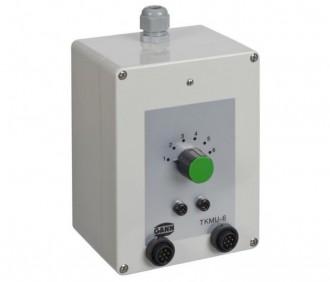 Selector punct de masurare TKMU 6/2 - Monitorizare cuptoare uscare lemn
