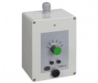 Selector punct de masurare TKMU 6/1 - Monitorizare cuptoare uscare lemn