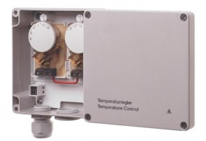 AMSTemp 701 control sisteme degivrare - Termostate de exterior