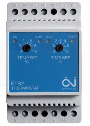 AMSTemp 800 termostat cu detectie temperatura-umiditate - Termostate de exterior
