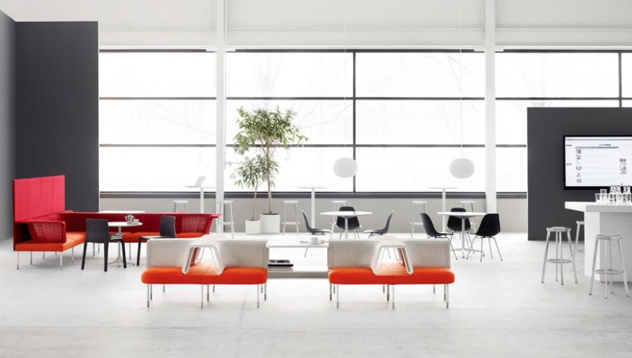 Public Office Landscape - Herman Miller - Public Office Landscape