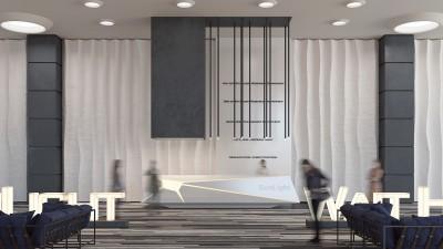 Sunlight Lobby - Interioare