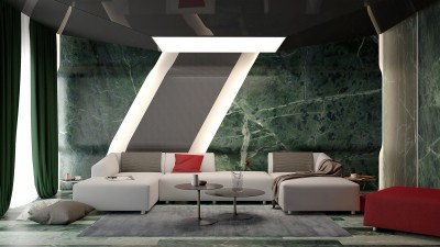 Living B.S. - Interioare