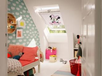 Rulouri opace - Disney - Rulouri pentru ferestre de mansarda