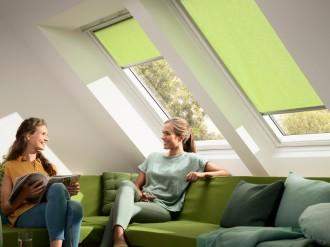 Rulou decorativ - RFL - Rulouri pentru ferestre de mansarda