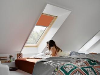 Rulou opac DKL - Rulouri pentru ferestre de mansarda