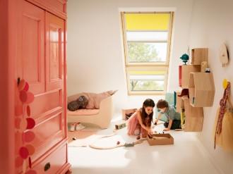 Rulou Duo DFD - Rulouri pentru ferestre de mansarda