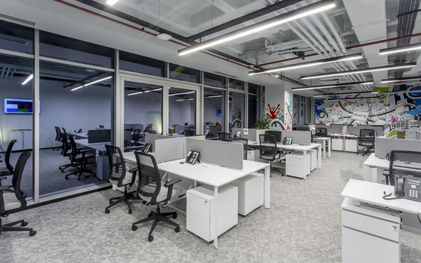 Mobilierul RAPIDO – calitatea spatiilor de birouri acum in Romania prin SENSIO! - Mobilierul RAPIDO –