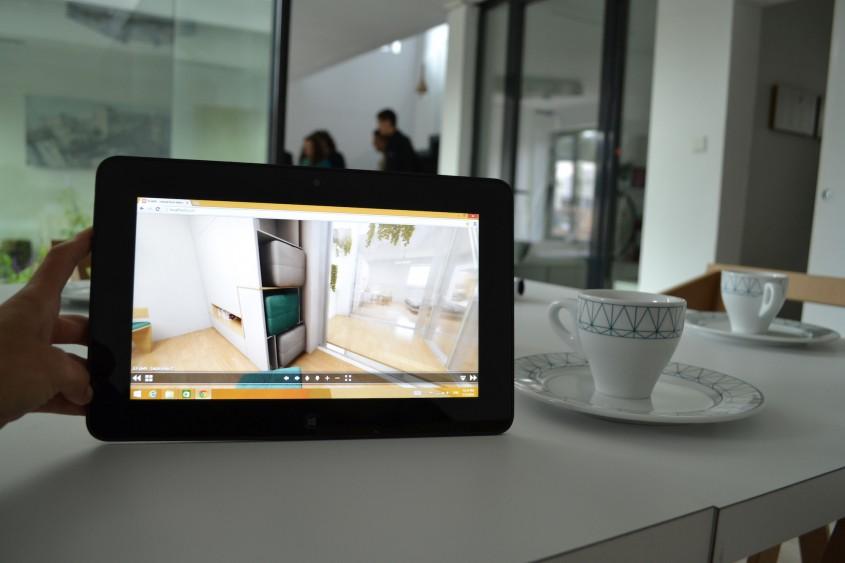 Tur Virtual - Acum poti vizita EFdeN 4C - Primul Centru de Cercetare a Conditiilor de