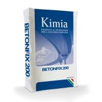Lapte de ciment fluid - Betonfix 200 - Liant pe baza de ciment pentru paste de injectii, mortare sau betoane