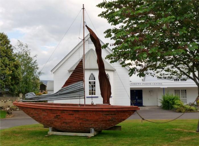 Poti sa faci o barca din caramida? - Poti sa faci o barca din caramida?