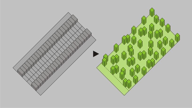 OAS1S - planuri - OAS1S - un concept unic pentru viitorul traiului urban verde