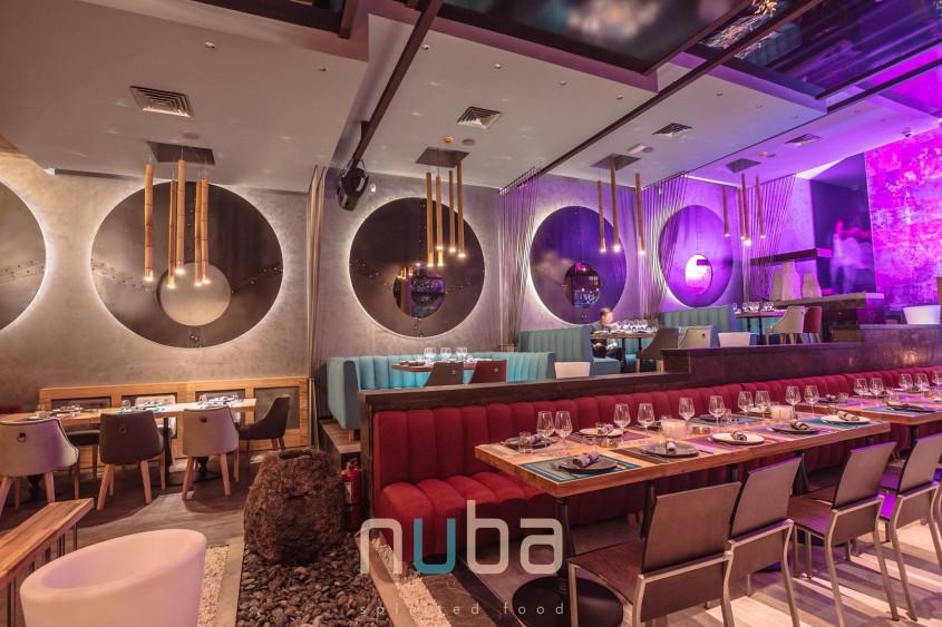 Nuba Asian Fusion Restaurant - Nuba Asian Fusion Restaurant - de la fuziunea de arome la