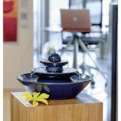 Fantana Zen De Interior Pisa - Blue - Fantani zen interior
