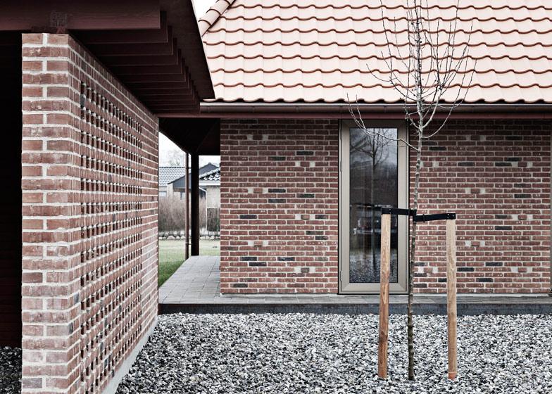 Casa de caramida - Casa de caramida - exterior