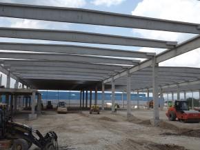 Dedeman Deva - Elemente prefabricate din beton - MACON