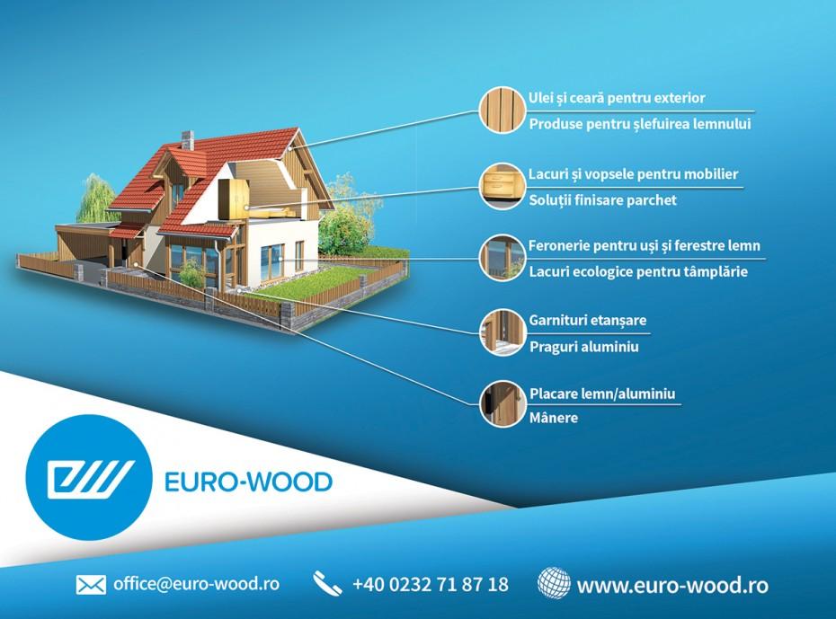euro-wood - Produse EURO-WOOD