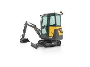 Miniexcavator - EC15D - Excavatoare compacte - Volvo