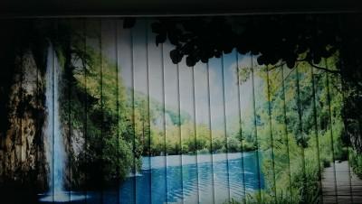 Jaluzele verticale imprimate - Jaluzele verticale imprimate