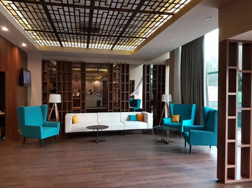 Hotelul Boavista din Timisoara poarta amprenta Chairry - Hotelul Boavista din Timisoara poarta amprenta Chairry