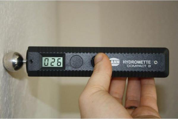 Instrumente de masura pentru umiditate - Probleme specifice locuintelor noi si cum pot fi acestea evitate