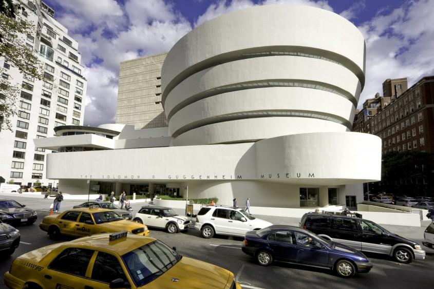 Muzeul Guggenheim, New York - 150 de ani de la nașterea unui geniu: Frank Lloyd Wright