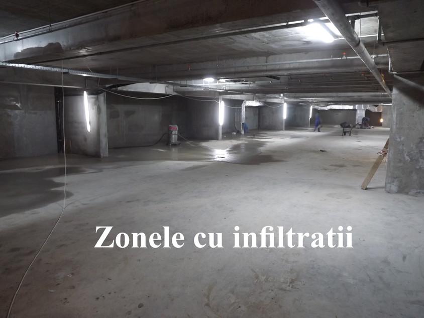 Hidroizolare parcare subterana - Spitalul Militar, Brasov - Hidroizolare parcare subterana - Spitalul Militar, Brasov