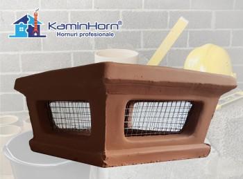 Palarie Horn Clasic - 250 - Cosuri de fum ceramice