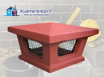 Palarie Horn Clasic - 210 - Cosuri de fum ceramice