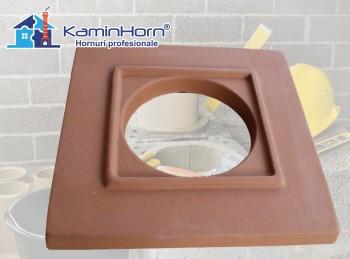 Guler Horn Clasic - GHM 210 - Cosuri de fum ceramice
