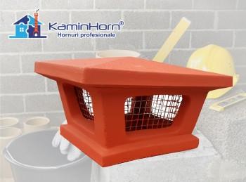 Palarie Horn Clasic - 180 - Cosuri de fum ceramice
