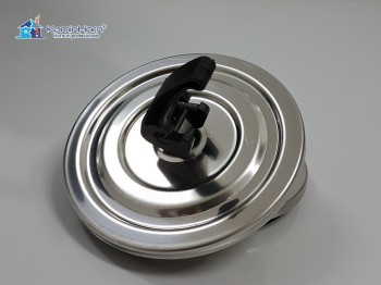 Usa curatare HORN - 150 mm INOX - Cosuri de fum ceramice