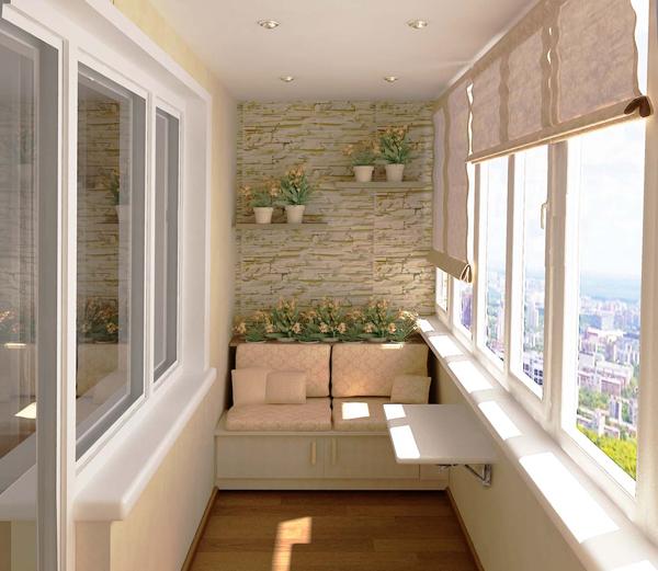 Inchiderea balconului de ce sa va ganditi bine inainte de a incepe lucrarile - Inchiderea balconului
