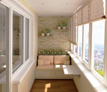 Inchiderea balconului: de ce sa va ganditi bine inainte de a incepe lucrarile - Inchiderea balconului: de ce sa va ganditi bine inainte de a incepe lucrarile