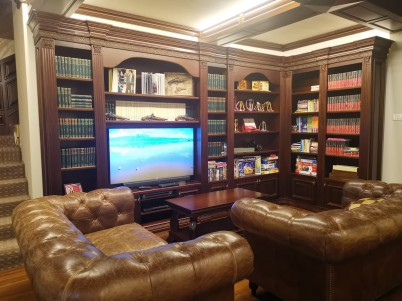 Biblioteca - Mobilier