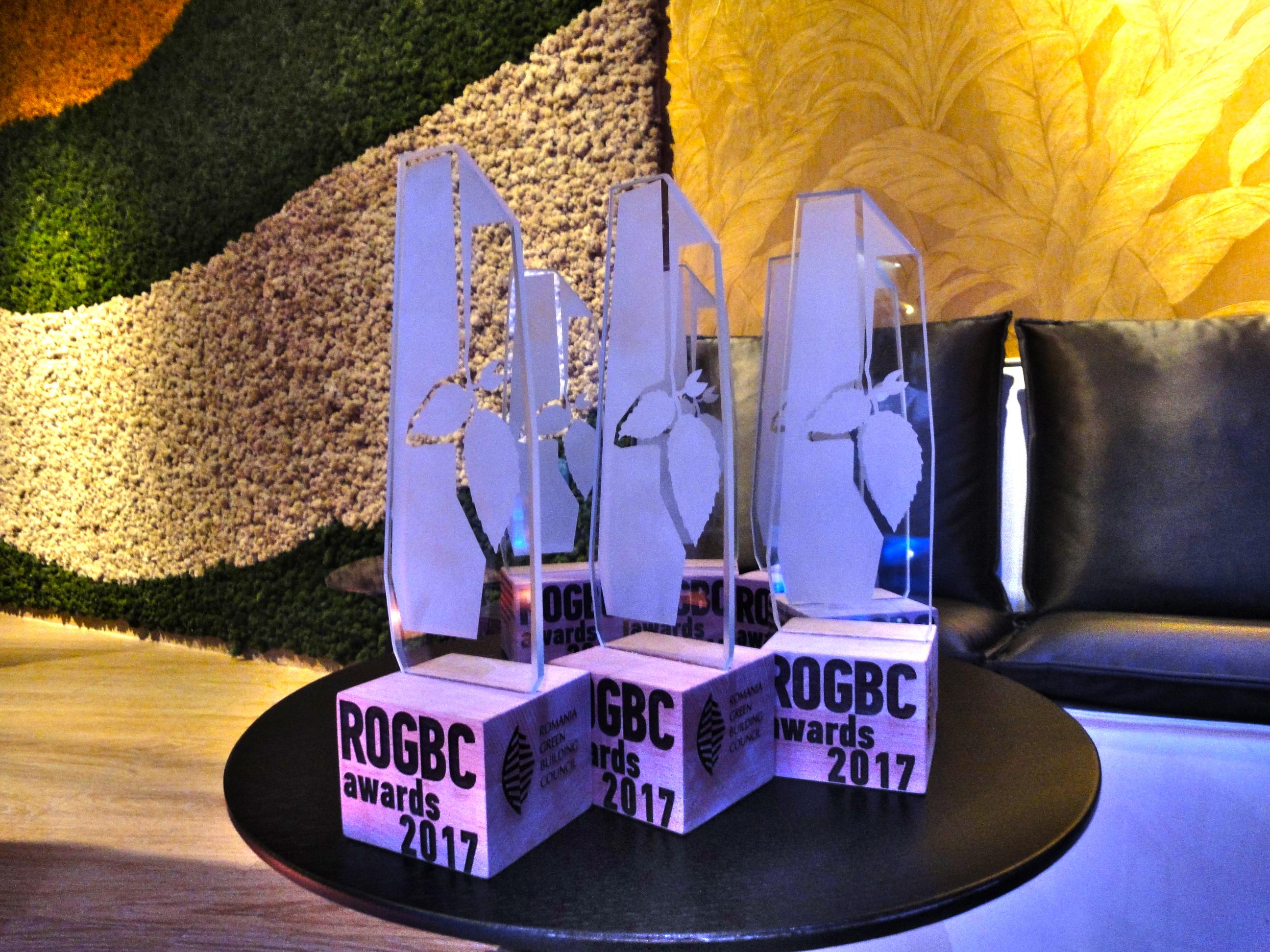 """Premiile RoGB - """"Green Awards"""" - Leadership-ul în domeniul construcțiilor verzi, recunoscut la Premiile RoGB - """"Green Awards"""""""