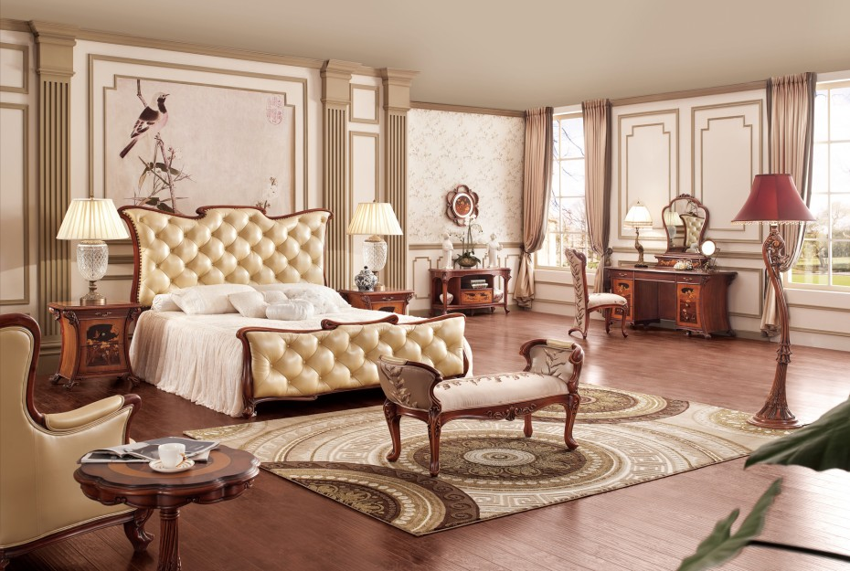 Mobilier dormitor - Colectia Tiffany - Mobilier dormitor - Colectia Tiffany