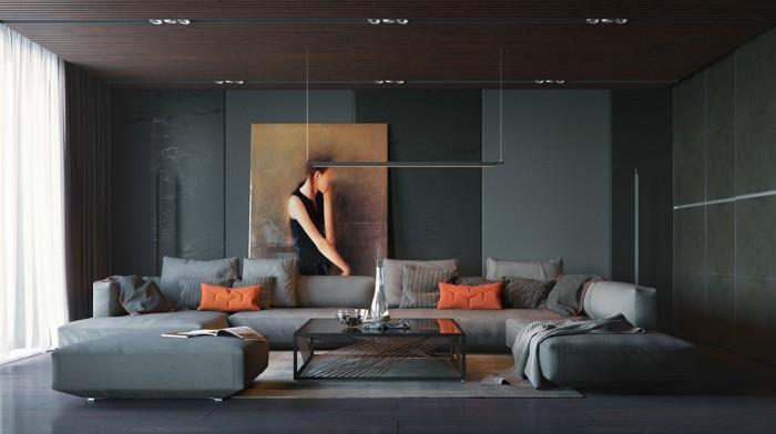 Alegerea vopselei potrivite o adevarat provocare for Interior design bedroom middle class family