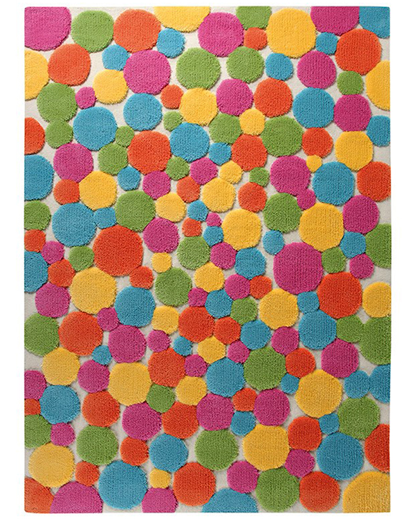 Covor Copii Acril Esprit Colectia Colour Drops Esp-2983-01 - 3. Camera colorata