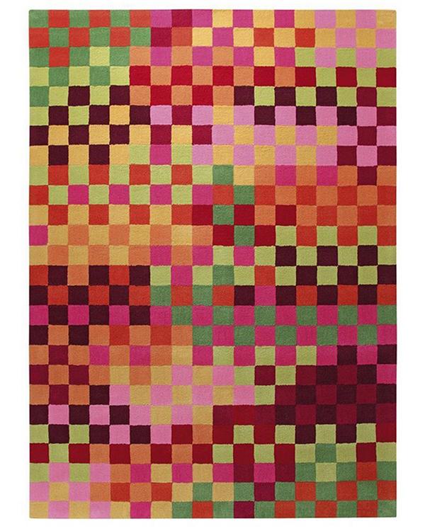 Covor Copii Acril Esprit Colectia Pixel Esp-2834-08 - 3. Camera colorata