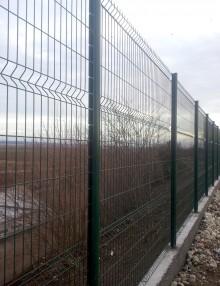 Stalpi metalici Famaquick - Stalpi pentru garduri metalice