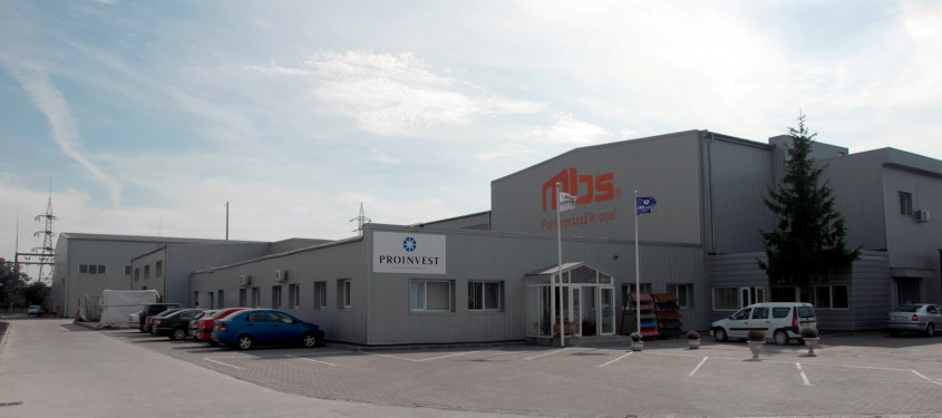Proinvest Group investeste zece milioane de euro intr-o fabrica de panouri sandwich - Proinvest Group investeste
