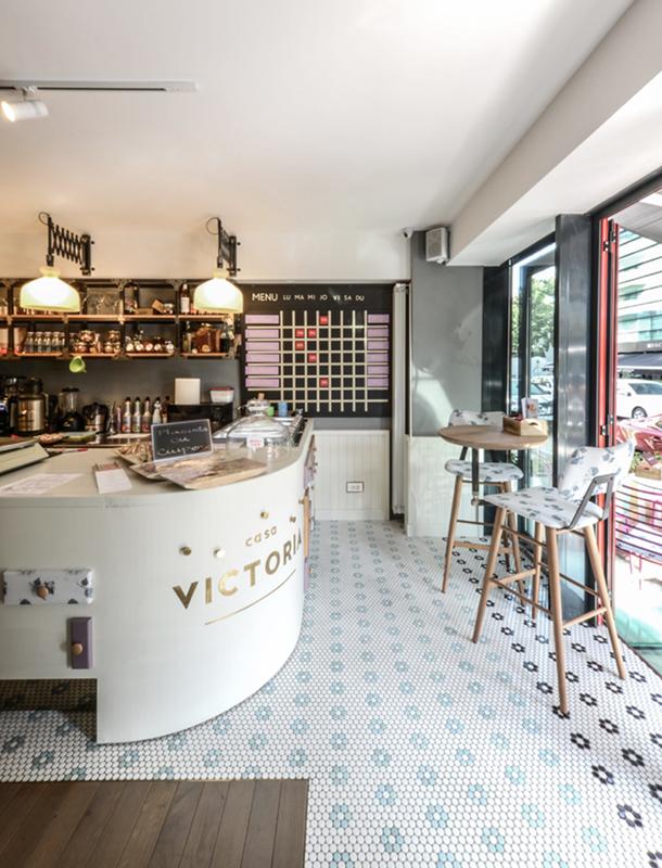 Casa Victoria - Amenajarile realizate cu mobilier SENSIO 4 nominalizari la cea de-a treia editie ELLE