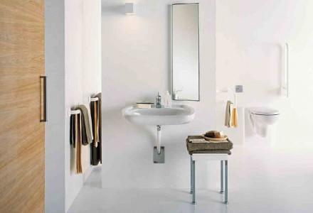 Obiecte sanitare pentru persoane cu dizabilitati Pozzi Ginori  - Obiecte sanitare speciale pentru persoane cu handicap